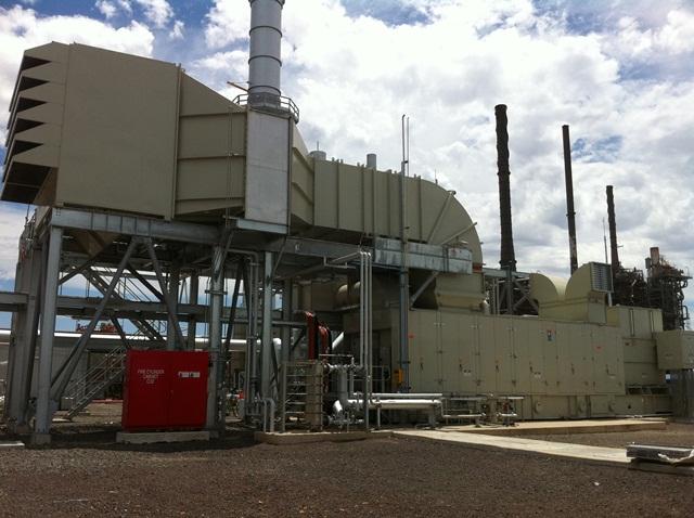 21mw Gt Power Plant